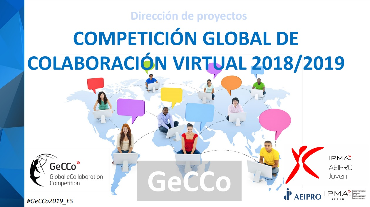 GECCO – Global e-Collaboration Competition Project Management